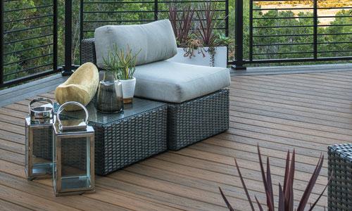 Trex Decking International Wood Products Llc