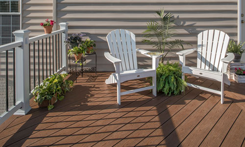 Trex Enhance Basics Decking | International Wood Products, LLC