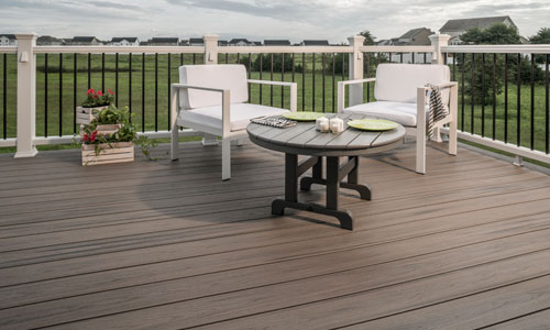 Trex Enhance Naturals Decking