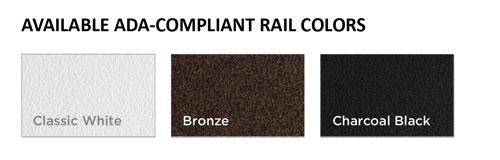 ADA Rail Colors