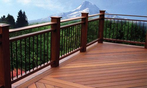 Premium Kd Ipe Hardwood S4s Decking International Wood