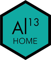 Al13 Home Hex Logo